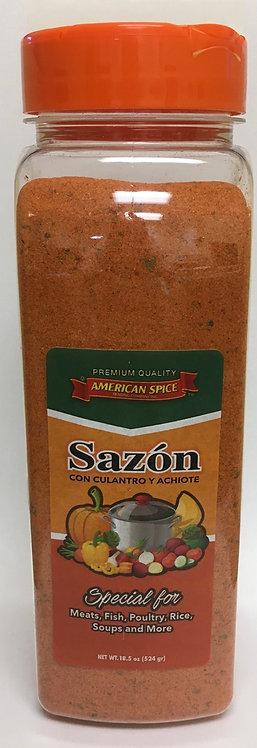 Sazon Con Culantro Y Achiote (All Purpose Seasoning)