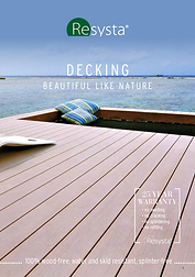 Resysta Decking Installation Instructions