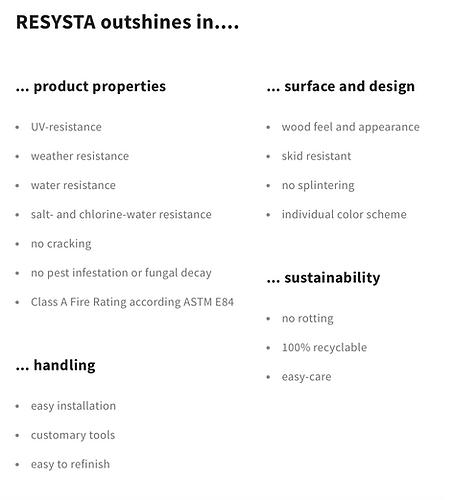 RESYSTA | RESYSTA DISTRIBUTION | RSE DISTRIBUTORS