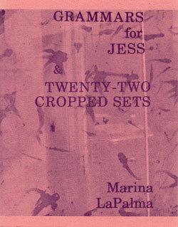 Grammars for Jess & Twenty-Two Cropped Sets