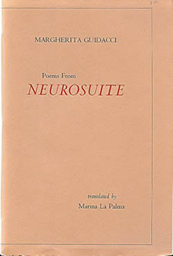 Poems from Neurosuite