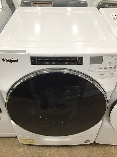 Whirlpool 5 CF Front Load Washer White- 28070