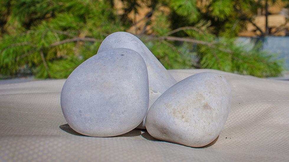 Кварц шлифованный отборный 10 кг для бани и сауны [Подробнее >]