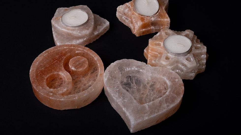 Подсвечник из гималайской соли, 1 шт. [Подробнее >]