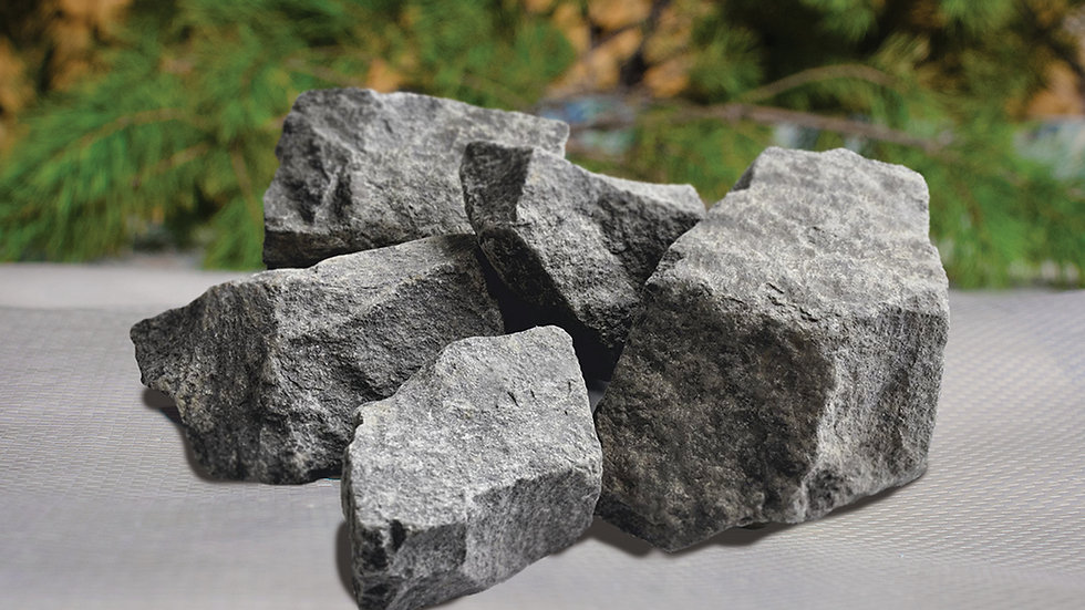 Габбро-диабаз колотый 20 кг для отделки и ландшафтного дизайна [Подробнее >]