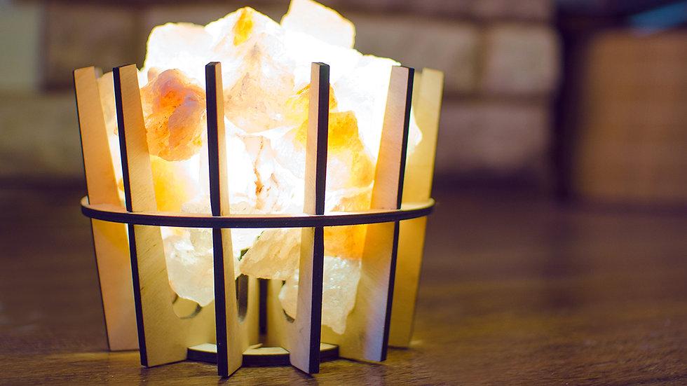 Солевая лампа «Чистый воздух» [Подробнее >]