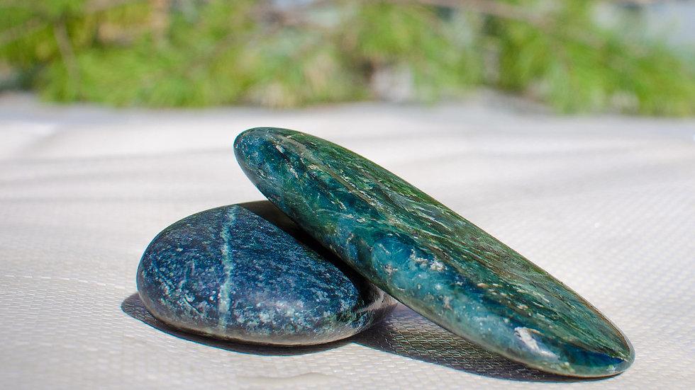 Змеевик полированный на вес для бани и сауны [Подробнее >]