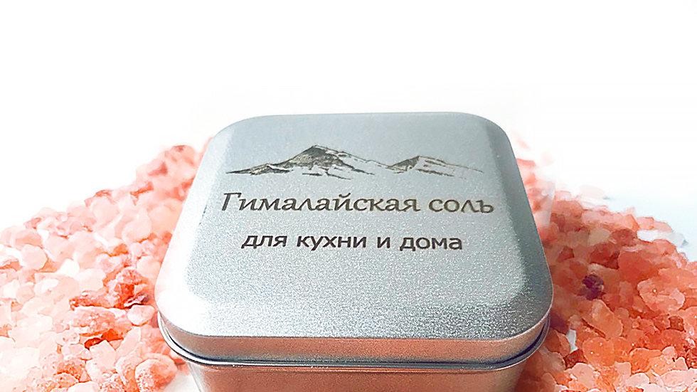 Соль гималайская Маленькая банка [Подробнее >]