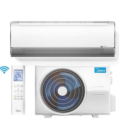 Ar condicionado domestico Mono Split Mural Breezeless DC Inverter