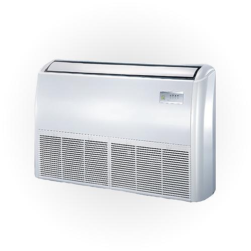 Ar condicionado comercial Mono Split Tecto/Chão