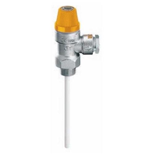 Válvula de Segurança por Temperatura e Pressão