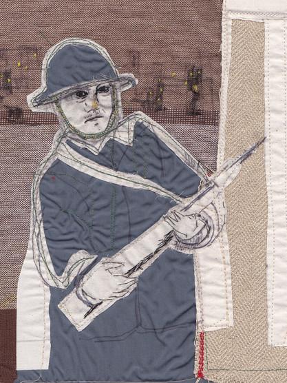 Jóvenes militares