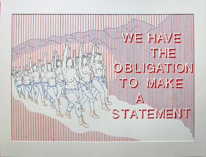 We have the obligation to make a statement