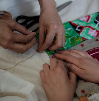Textil Colaborativo sobre la Unctad III