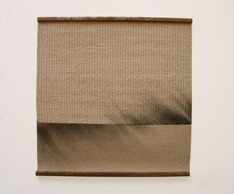 """Parte del proyecto Fondart Imagen Textil que se expuso con la muestra """"Preventiva"""" en el 2002 en el MAC"""