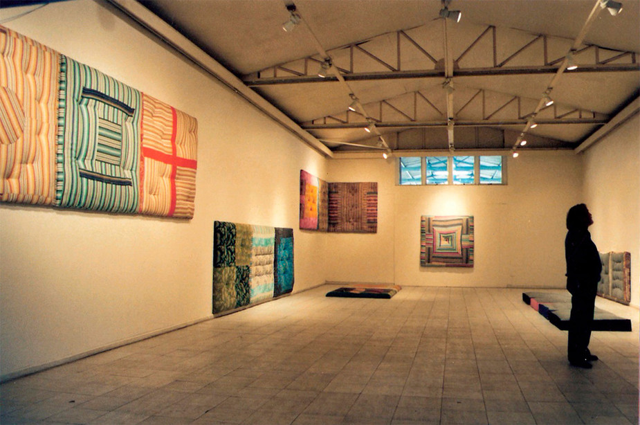 Cortar, coser, rellenar, abotonar en Sala Juan Egenau