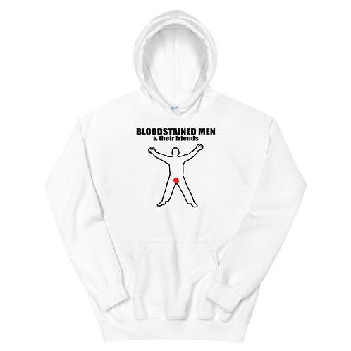 BSM / Intact Genitals Are A Human Right - Unisex Hoodie
