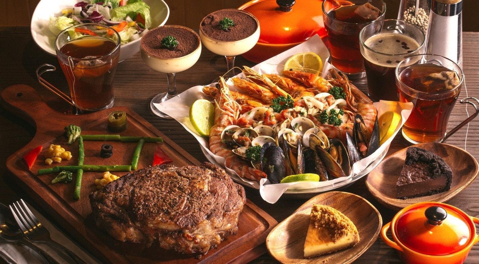 food_steak_wine_dessert_Sea_food-65559.j