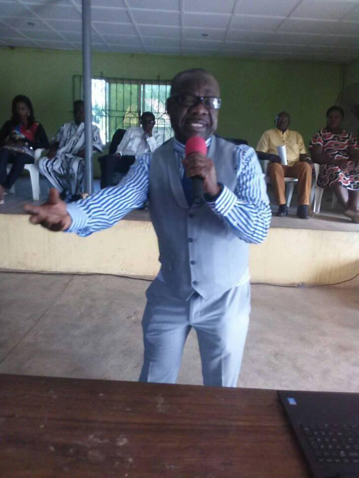 Seminar Agbor