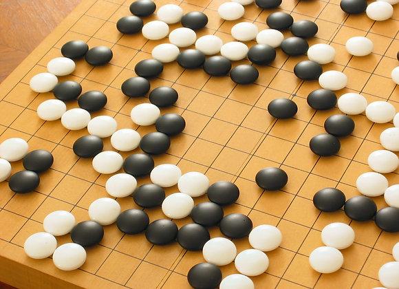 Advanced Weiqi/Go Class 进阶围棋课程