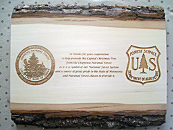 Forest Service Bark -