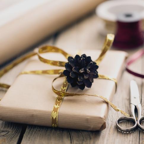 Presentkort som en perfekt present idé