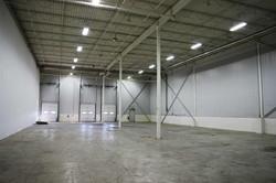 Building 8 Warehouse loading docks