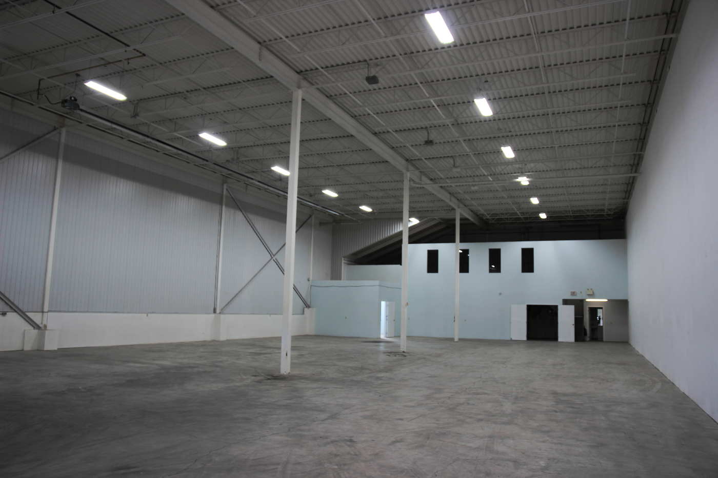 Building 8 Warehouse