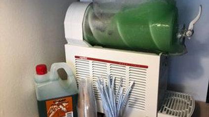 Slush Ice maskine 3 Liter LEJE 1 dag