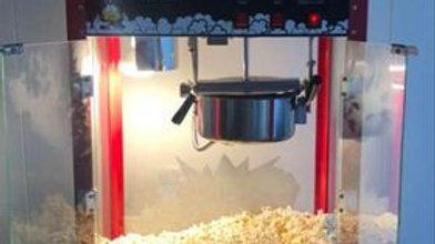 Popcornmaskine LEJE 3 dage