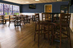 <WGC Clubhouse Wood Tables Wide