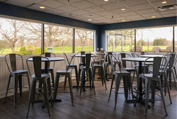 WGC Clubhouse Metal Tables