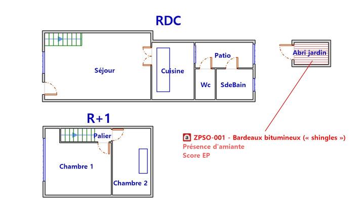 Plan maison Lille
