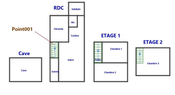 Plan Maison DPE Pérenchies