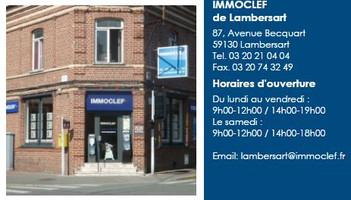 Immoclef Lambersart