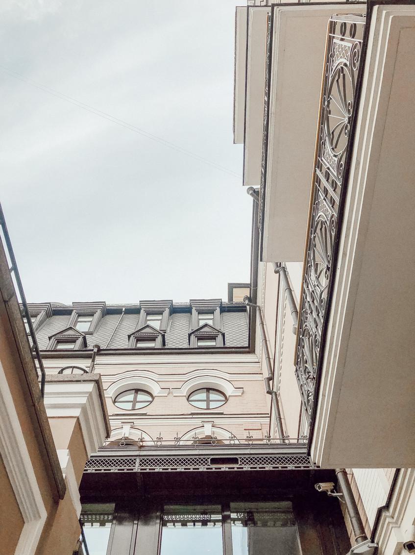 Opera Hotel, Kyiv, Ukraine