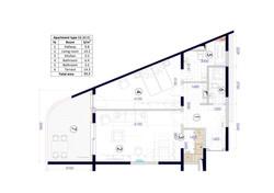 Apartament B13