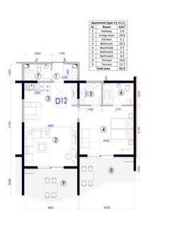 Apartament D12