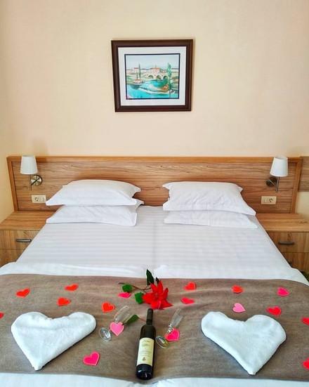 A romantic getaway in Belvedere Residenc