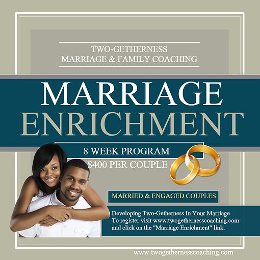 Marriage Enrichment - Made with PosterMy