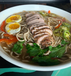 Duck Noodle Bowl
