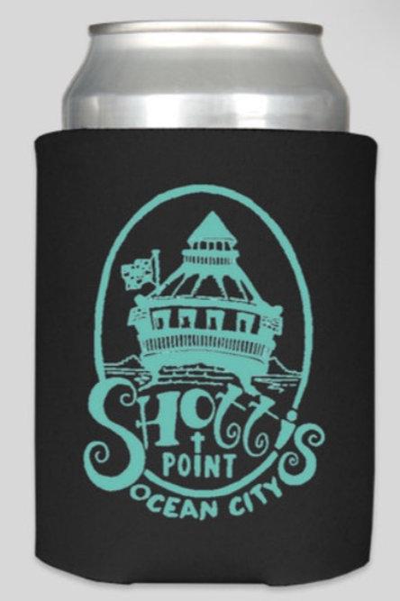 Shotti's Point OC Koozie