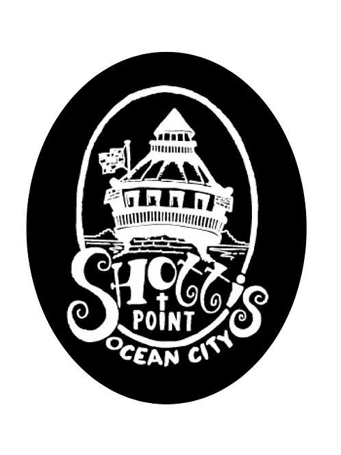 Shotti's Point OC Lighthouse Sticker