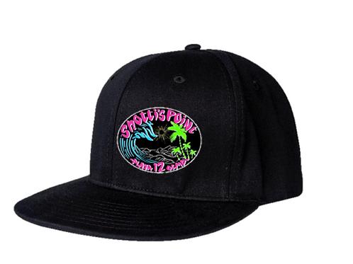 Shotti's Multi Colored Playa Hat