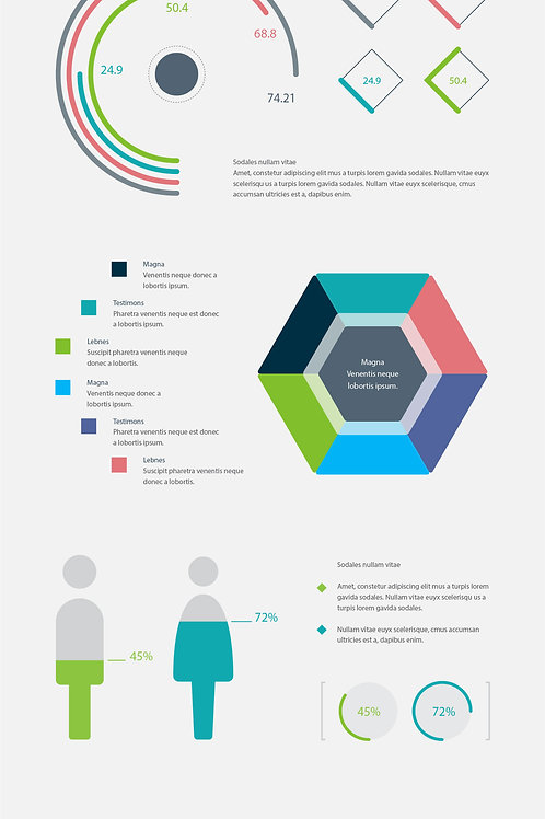 71 Infografiken