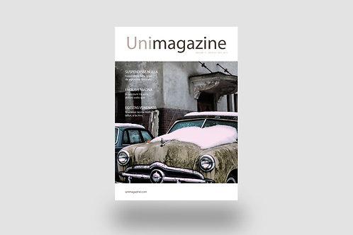Magazin Vorlage