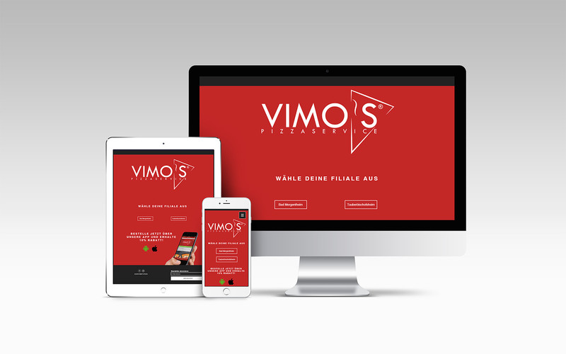 VIMO'S PIZZASERVICE