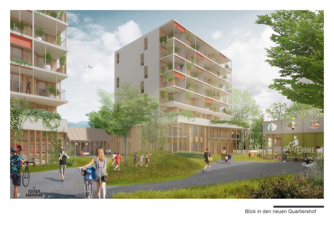 Smart City Weiz, BA I
