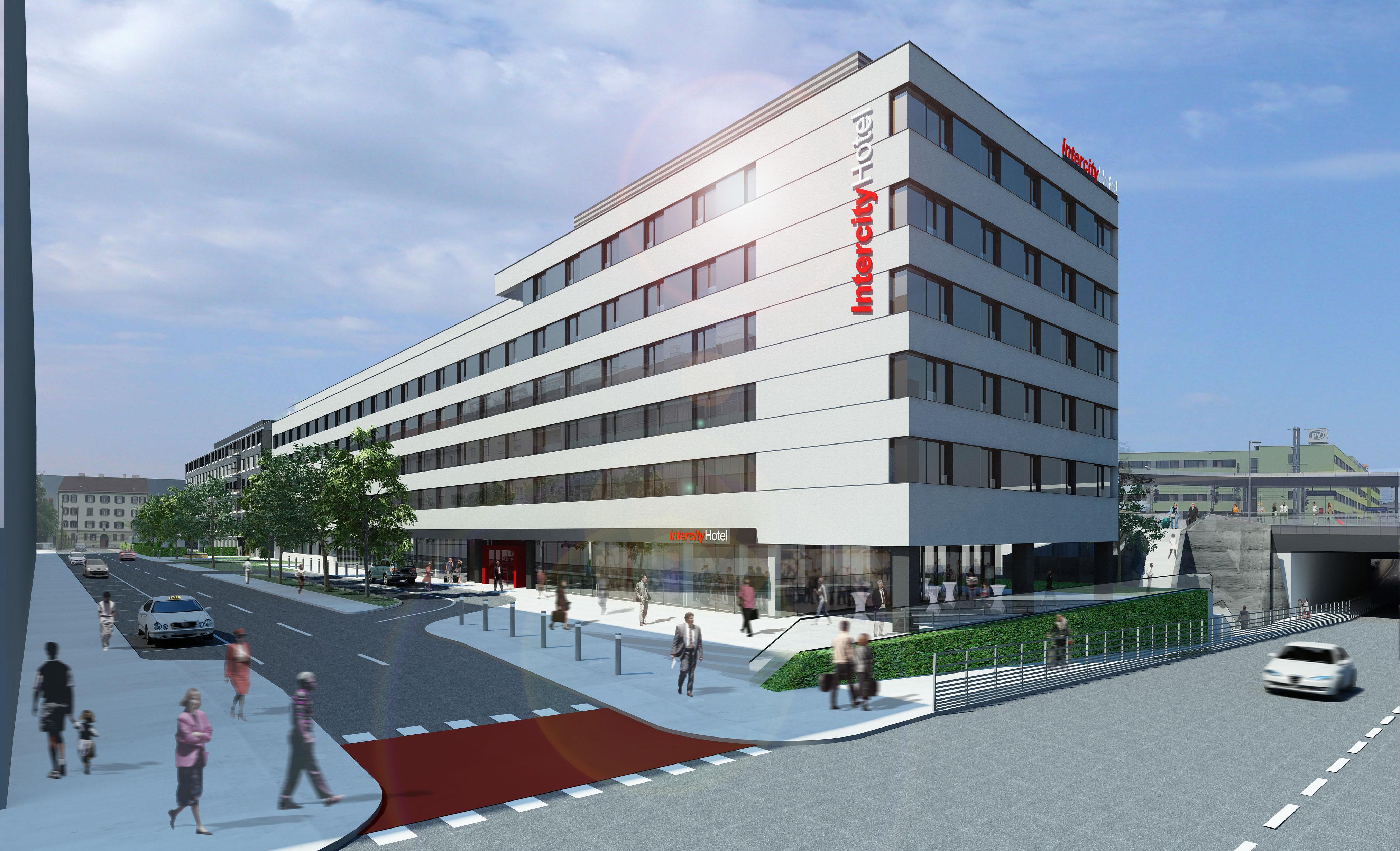 Intercity Hotel Finkengasse Graz