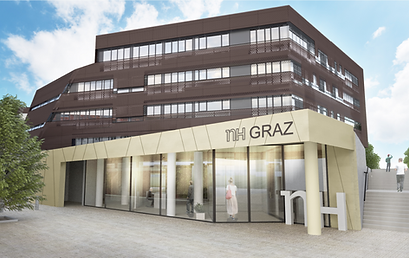 NH-Hotel, Pfauengarten Graz